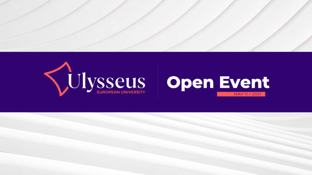 Abierta la inscripción para el Ulysseus Open Event del próximo 11 de mayo