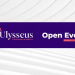 Le registrazioni per l'Open Event Ulysseus dell'11 Maggio ora sono aperte