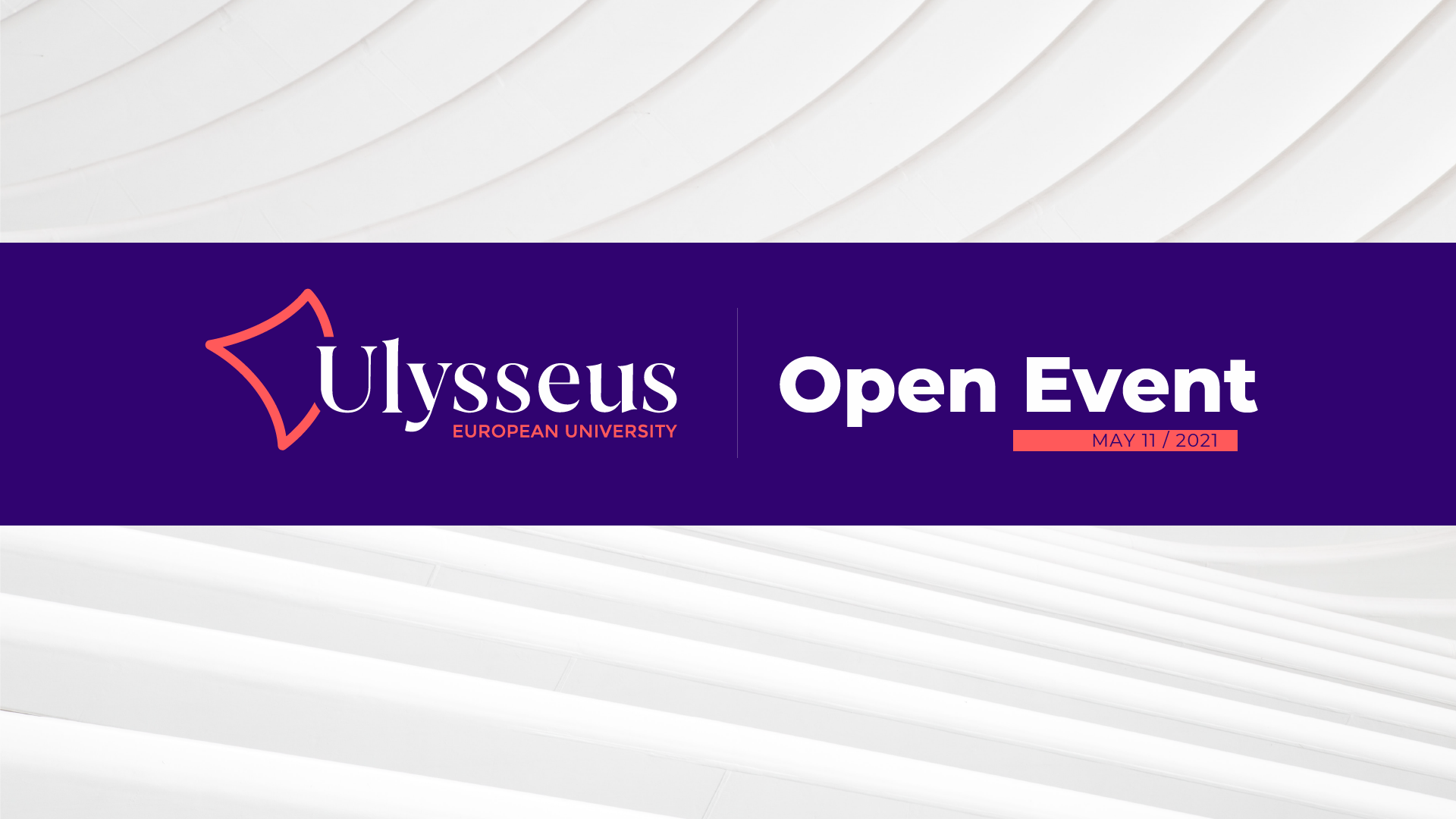 Registration for the Ulysseus Open Event on 11 May now open