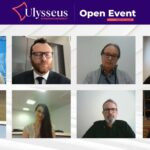 Ulysseus Open Event — Plenary session II: Digitalisation and Artificial Intelligence Innovation Hubs in Ulysseus: New opportunities for networking in Horizon Europe & Erasmus + | © Ulysseus European University